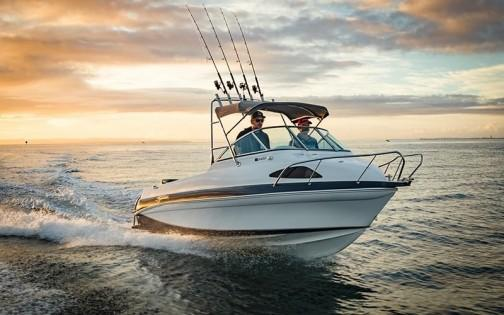 New 545F to boost Haines Signature fishing lineup
