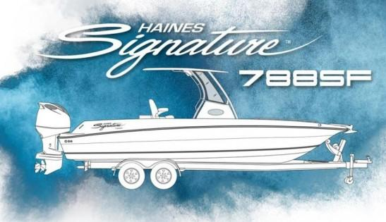 Haines Signature sets a new standard with its flagship 788SF