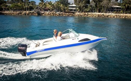 Haines Signature reinvents the entry-level boat market with 495F