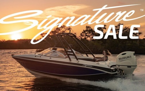 Join us at the 2019 Rosehill Trailerboat Show