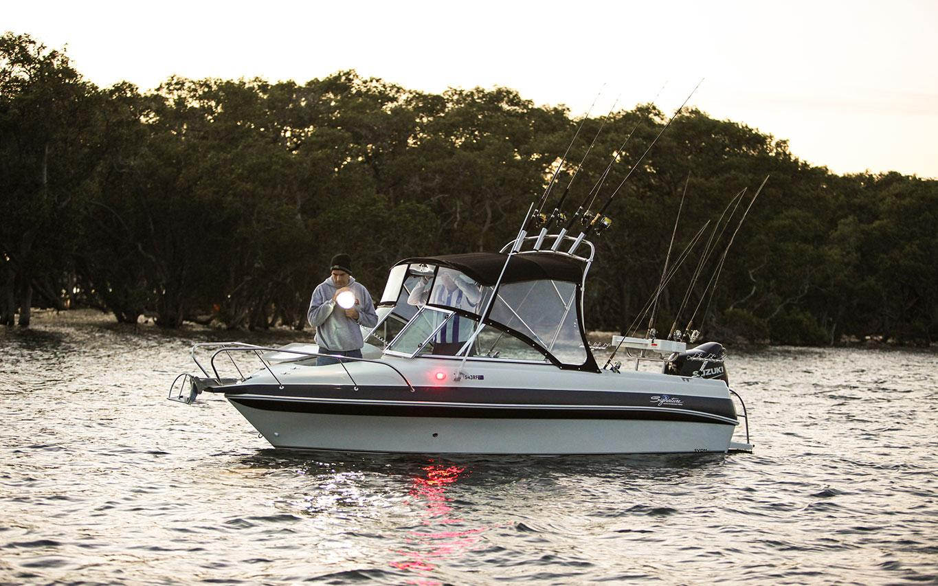 Haines Signature Boats - 543RF